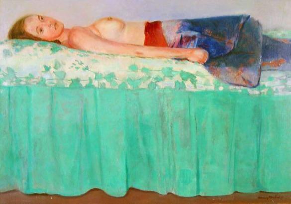 Afbeelding van het kunstwerk 'Anneke III' van Rinny Reulink