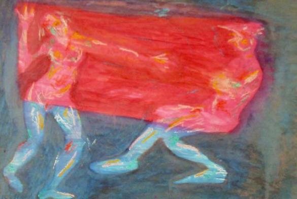 Afbeelding van het kunstwerk 'Judith en Holopernus' van Edward Brantsen