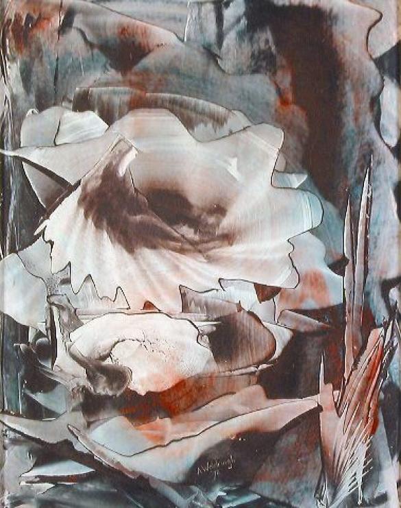 Afbeelding van het kunstwerk 'natuur' van Ans Woldringh