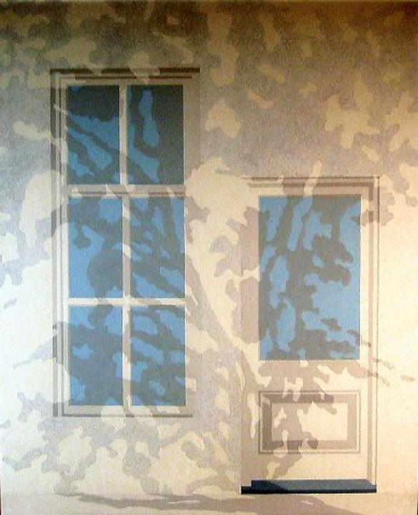 Afbeelding van het kunstwerk 'zonder titel' van Carmi Butteling