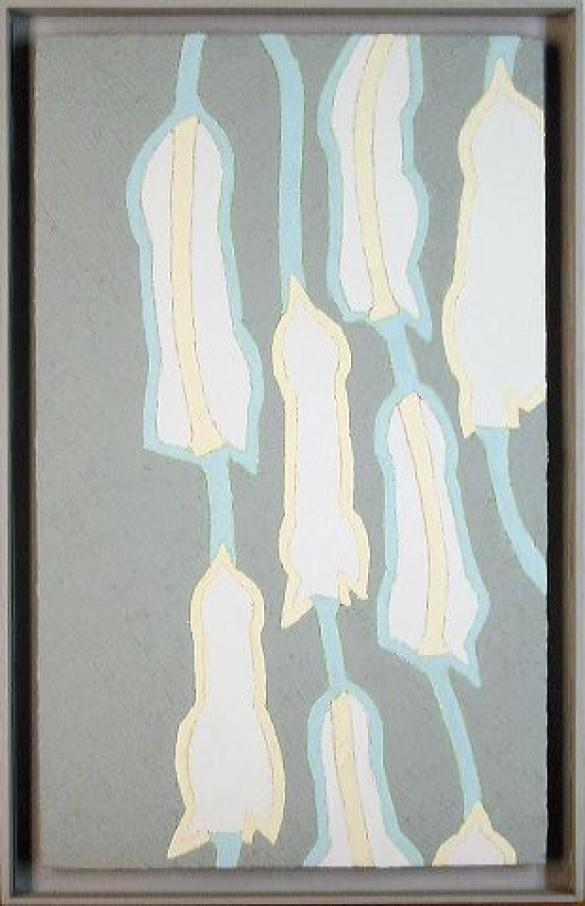 Afbeelding van het kunstwerk 'geleide groei' van Johan de Haas
