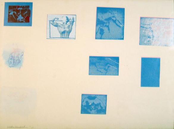 Afbeelding van het kunstwerk 'meting' van Marten Hendriks