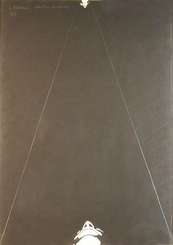 Afbeelding van het kunstwerk 'bilocatie' van Marten Hendriks