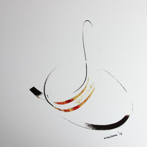 Afbeelding van het kunstwerk 'Foto van beeld nr.11' van Marianne Hol