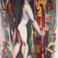 Afbeelding van het kunstwerk 'nr.081185c' van Hans Geerling