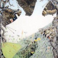 Afbeelding van het kunstwerk 'poortwachters' van Sjef van der Molen
