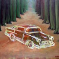Afbeelding van het kunstwerk 'Geen weg terug' van Yaquelin Abdallà
