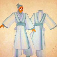 Afbeelding van het kunstwerk 'Rachomon II' van Catrien van Ommen