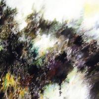 Afbeelding van het kunstwerk 'windvlaag' van Lilly Dresden