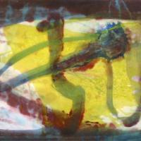 Afbeelding van het kunstwerk 'geen titel 3' van Franklin Aalders