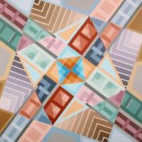 Afbeelding van het kunstwerk '516 am' van Roel Rolleman