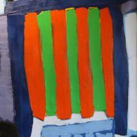 Afbeelding van het kunstwerk 'zonder titel' van Theo van Keulen