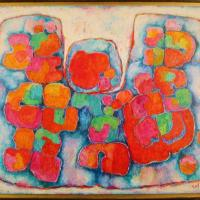 Afbeelding van het kunstwerk 'compositie 62-81' van K. Draaisma