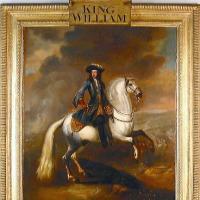 Afbeelding van het kunstwerk 'King William, veldslag juli 1690' van Onbekend