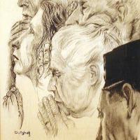 Afbeelding van het kunstwerk 'permanent in geloof' van D. Nijhoff