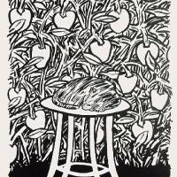 Afbeelding van het kunstwerk 'geen titel' van Niek Rietbergen