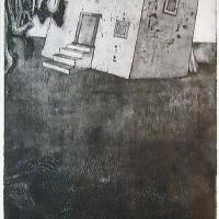 Afbeelding van het kunstwerk 'tekening op de muur' van Anton Homan