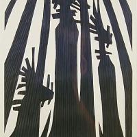 Afbeelding van het kunstwerk 'shadows' van Anton Homan