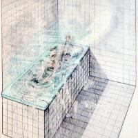 Afbeelding van het kunstwerk 'zonder titel' van Jaap Wieseman