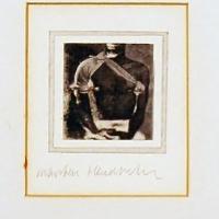 Afbeelding van het kunstwerk 'verbonden schouder' van Marten Hendriks