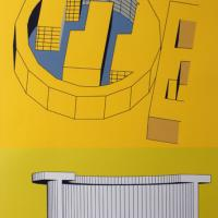 Afbeelding van het kunstwerk 'St.beeld.K.25 jaar' van Marten Hendriks