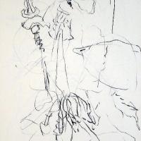 Afbeelding van het kunstwerk 'geen titel nr.6' van Marten Hendriks