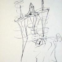 Afbeelding van het kunstwerk 'geen titel nr.7' van Marten Hendriks