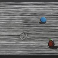 Afbeelding van het kunstwerk 'zonder titel' van Pieter Becks