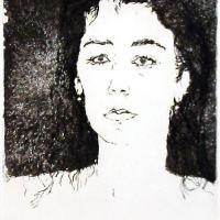 Afbeelding van het kunstwerk 'Ikzelf' van Lilly Dresden