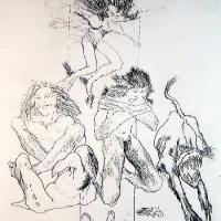 Afbeelding van het kunstwerk 'droom' van Lilly Dresden