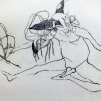 Afbeelding van het kunstwerk 'Vlinders' van Lilly Dresden