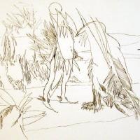 Afbeelding van het kunstwerk 'sprookje' van Lilly Dresden