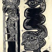 Afbeelding van het kunstwerk 'december 1983' van Peter Bata