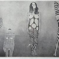 Afbeelding van het kunstwerk 'modeshow 1980' van F.A. van der Horst