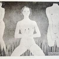 Afbeelding van het kunstwerk 'handenfantasie' van F.A. van der Horst