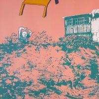 Afbeelding van het kunstwerk 'overvloed' van Jan van Reeven