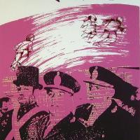 Afbeelding van het kunstwerk 'bericht uit het land der vermisten' van Jan van Reeven