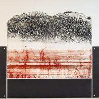 Afbeelding van het kunstwerk 'zonder titel' van R. Kooiman