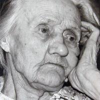 Afbeelding van het kunstwerk 'de oudsten' van Elisabeth Brokke