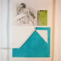 Afbeelding van het kunstwerk 'die Frau im Haus' van Martina Wagner-Mohr