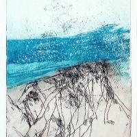 Afbeelding van het kunstwerk 'dreiging' van Martina Wagner-Mohr