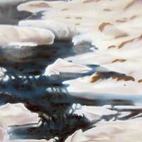 Afbeelding van het kunstwerk 'geen titel 6' van Catrien van Ommen