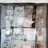 Afbeelding van het kunstwerk 'geen titel' van Gradus Verhaaf