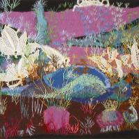 Afbeelding van het kunstwerk 'lente' van Anneke Reulink