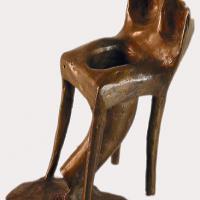 Afbeelding van het kunstwerk 'stoeltje' van Bernard Laméris