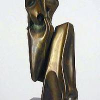 Afbeelding van het kunstwerk 'plastiek' van G. Zielstra