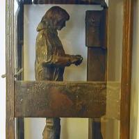 Afbeelding van het kunstwerk 'telefooncel' van Wim Kuyl