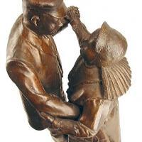 Afbeelding van het kunstwerk 'Danspaar' van Wim Kuyl