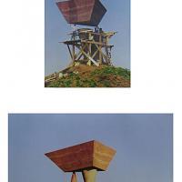 Afbeelding van het kunstwerk '2 foto van plaatsing + eindresultaat' van Bas Maters