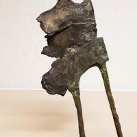 Afbeelding van het kunstwerk 'Wankel evenwicht' van Anne Hulleman